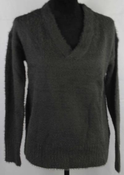 Suéter Importado Vero Moda Color Gris Talla Mediana