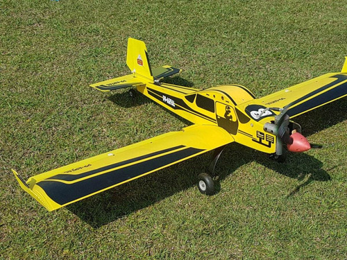 Imagem 1 de 9 de Treinador Artal 15cc Double Plane