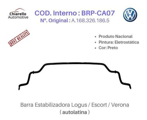 Barra Estabilizadora Logus  Escort Verona