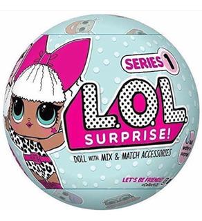 L.o.l Surprise! Serie 1 Lets Be Friends. Original Usa