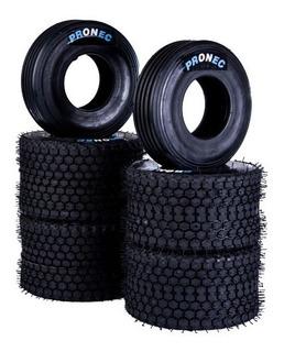 Neumáticos Para Karting Para Pista De Tierra Pronec
