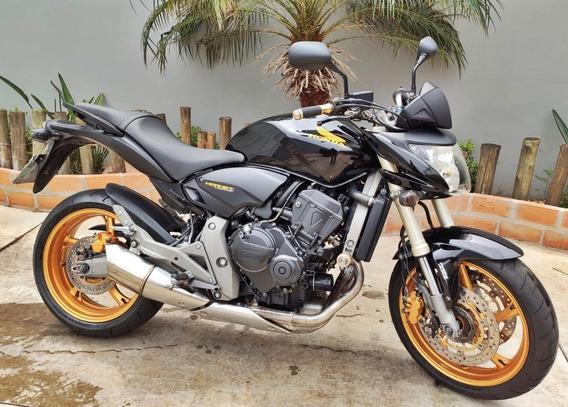 Hornet 600cc, Ano 2010, C/ Abs, Aceito Trocas Por Motos