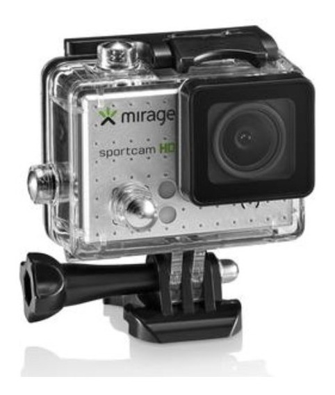 Nova Camera Esportiva Filmadora Completa + Cartão De 16gb