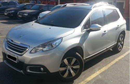 Peugeot 2008 2016 1.6 16v Griffe Flex 5p
