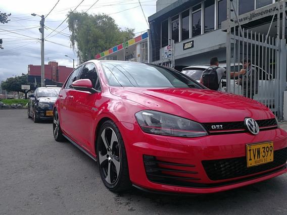Volkswagen Golf Gti Performance Turbo