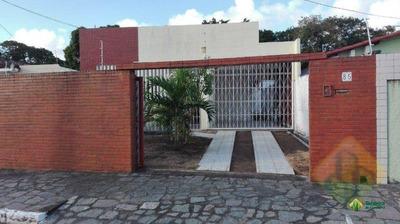 Casa Com 2 Dormitórios À Venda, 120 M² Por R$ 275.000 - Cristo Redentor - João Pessoa/pb - Cod Ca0012 - Ca0012