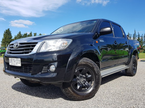 Toyota Hilux Sr 2014 Diesel Impecable!!