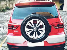 Volkswagen Crossfox 1.6 16v Msi Total Flex 5p 2017