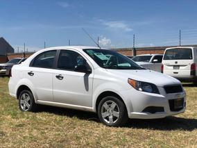 Chevrolet Aveo 1.6 Ls L4 Man Mt Facilidades