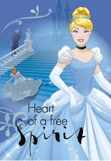 Carpeta De Alfombra Infantil Princesas Disney 1.00 X 1.40 B4