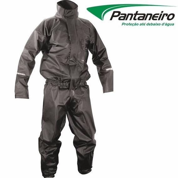 Capa De Chuva Pantaneiro Motoqueiro Conjunto Tamanho G