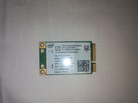 Tarjeta Wifi Laptop Lenovo Sl400