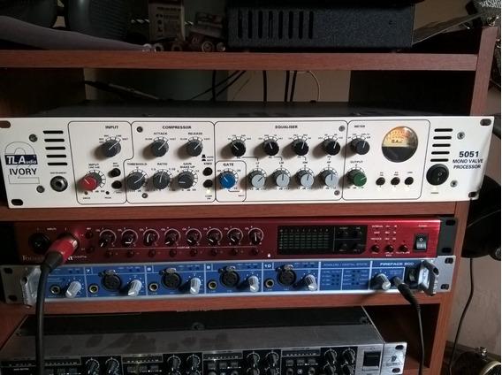 Tl Audio Ivory 2 5051 Preamplificador De Micrófono A Tubos