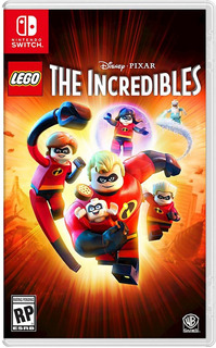 Lego The Incredibles / Nintendo Switch