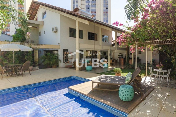 Sobrado Com 4 Dormitórios À Venda, 279 M² Por R$ 995.000,00 - Setor Sul - Goiânia/go - So0810