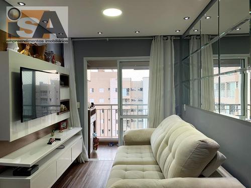 Apartamento Em Conjunto Residencial Irai - Suzano, Sp - 3203