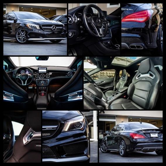 Mercedes-benz Clase Cla 45 Amg Americana