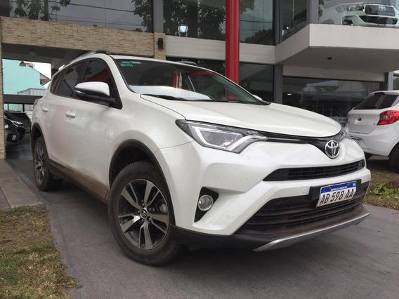 Toyota Rav4 2.0 Vx 4×2 At 2017