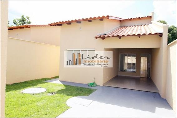 Casa Térrea Com 3 Quartos - 80642-v