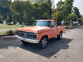 Ford Pick-up F-100 Modelo 1976
