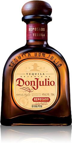 Mini Tequila Don Julio Reposado 50 Ml