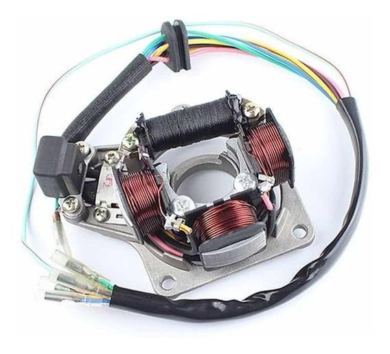 Estator Magneto Motor Ohc Ml 125 Xls 125 Turuna 125