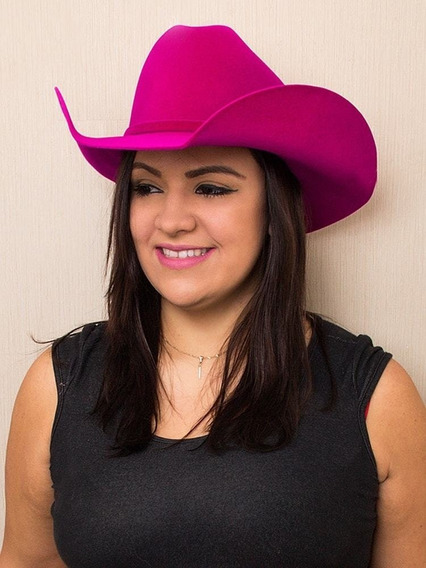 Chapéu Country Cowboy Rodeio Masculino / Feminino