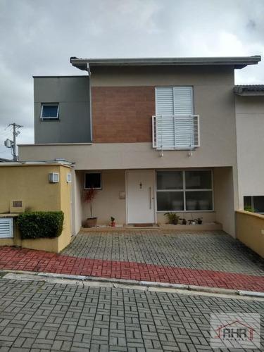 Sobrado Em Condomínio Para Venda Em Mogi Das Cruzes, Parque Santana, 3 Dormitórios, 1 Suíte, 2 Banheiros, 2 Vagas - 873_1-1766088