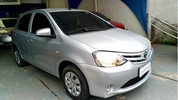 Toyota Etios X 1.3 Automático, Novinho Sem Detalhes !!