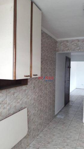 Apartamento Com 3 Dormitórios Para Alugar, 51 M² Por R$ 1.600,00/mês - Torres Tibagi - Guarulhos/sp - Ap0451