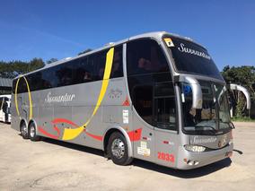 Ônibus Marcopolo Paradiso 1550 Ld Volvo B12r 420cv 2010/2011