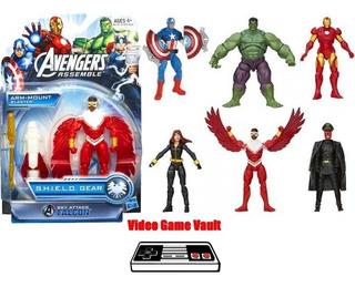 Avengers Muñeco 12 Cm Accesorio Orig Hasbro Palermo Z Norte