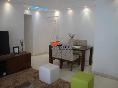 Apartamento Com 2 Dormitórios À Venda, 108 M² Por R$ 820.000,00 - Vila Progredior - São Paulo/sp - Ap1171