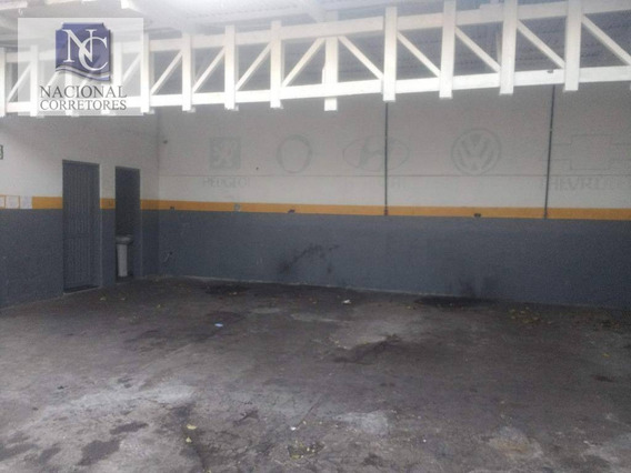 Terreno Para Alugar, 150 M² Por R$ 3.500,00/mês - Vila Curuçá - Santo André/sp - Te0678