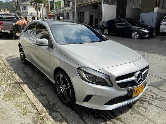 Mercedes-benz Clase A Versión A200