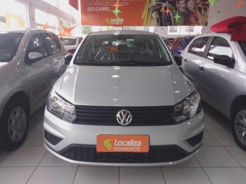 Imagem 1 de 12 de Volkswagen Gol 1.0 12v Mpi Totalflex 4p Manual