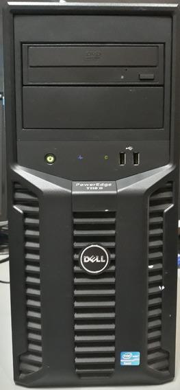 Servidor Dell Poweredge T110 Ii Xeon E3-1220 V2 Leia Tudo