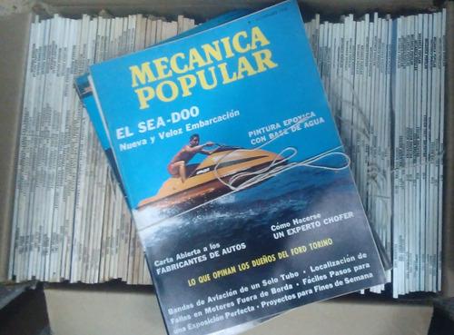 Números Sueltos De Revista Mecánica Popular 1968 Al 2000