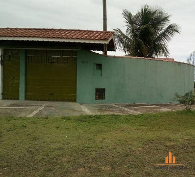 Edícula Residencial À Venda, Grandesp, Itanhaém - Ed0003. - Ed0003
