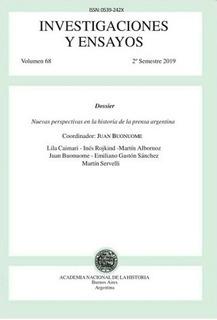 Revista Investigaciones Y Ensayos N° 68