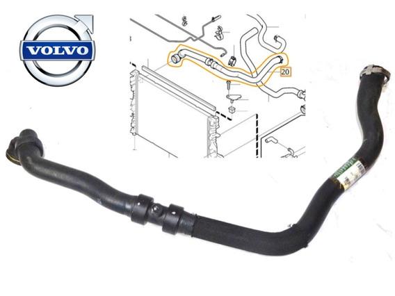 Mangueira Superior Do Radiador Volvo Xc60 S60