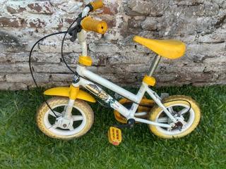 Bicicleta R12 En Buen Estado Y Funcionamiento.