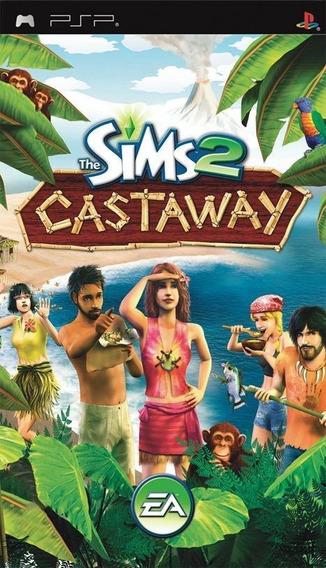 Los Sims 2 Náufragos Psp Mídia Física Pronta Entrega