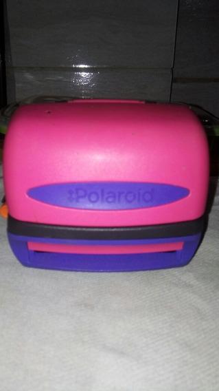 Máquina Fotográfica Polaroid One Step 600 Spice Girls