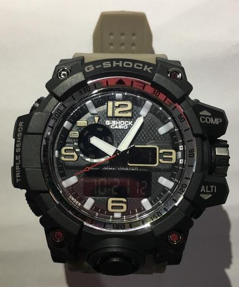 Relógio G-shock Gwg-1000 Preto Réplica
