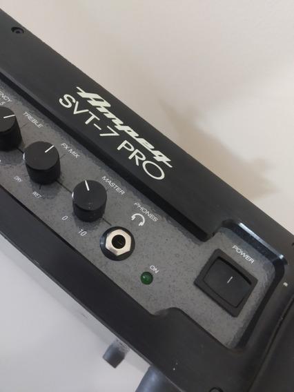 Amplificador / Cabeçote Ampeg Svt 7 Pro