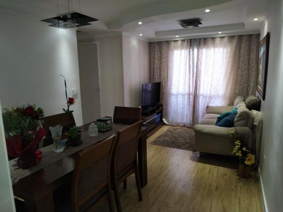Apartamento- 2 Dormitorios - Vila Augusta/guarulhos