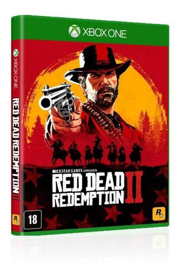 Jogo Game Red Dead Redemption 2 - Xbox One
