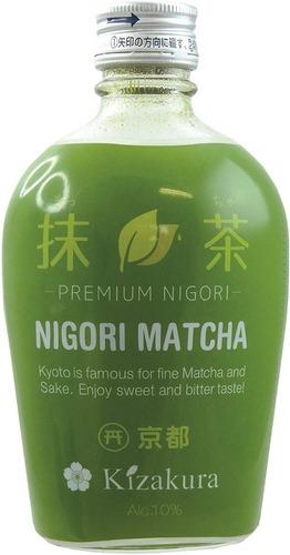 Sake Kizakura Nigori Matcha 300 Ml