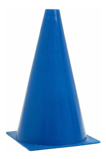 Mini Cone Agilidade 23 Cm C/ 2 Unidades Demarcatório Esporte